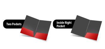 Pocket Folders / Presentation Folders