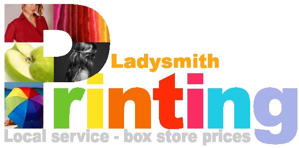 Ladysmith Printing